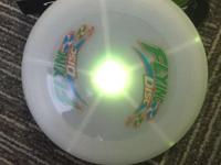 7in1 multi color led flying frisbee disc This ad was