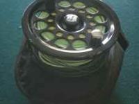 This is the Flylogic FLA 10/P reel, it comes with a