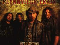 FLYNNVILLE TRAIN CD REDEMPTION-LATEST ALBUM. PRICE IS