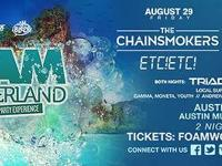 i have 2 tickets (one fri one sat) to foam paradise in