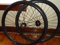 I have a set of Focale 700x32c Fixed Gear wheels. It