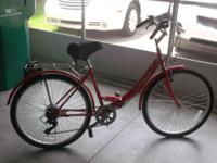 I-Ped folding bicycle.  Excellent condition.