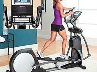 Selling this Elliptical in excellent conditions lightly