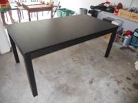 "This Folding Table is $50.00. 5' x 30"" is the"