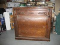 Extremely RARE, Antique Folding Victoria Dresser / Bed