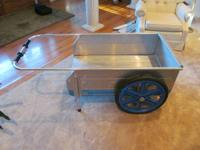 Hey I am looking to sell my foldit aluminum cart. It is