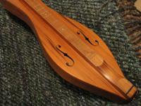 Handmade, A Beautiful True American Instrument,