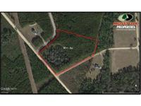 9 Acre Property Just outside of Folkston, GA 31537 in