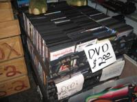 I NEED YOUR DVD COLLECTION...... WITH OVER 3000 IN MY