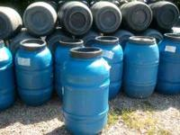 I have plenty of food grade plastic barrels for