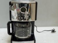 $55  DETAILS: Like New Condition 12-cup programmable