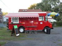 FOOD TRUCK!! LOOKS LIKE NEW! EXCELLENT CONDITION! Super