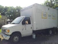 1994 Ford food vendor truck for sale.  I need to