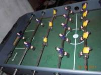 Foosball/Air Hockey Game Table - IS IN A EXCELLENT