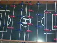 Foosball multi game table. good condition  Location: