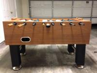 Foosball Table For Sale In Louisiana Classifieds Buy And Sell In - Foosball table light