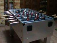 Used Foosball Table Goodtime Nolvelty Inc Chicago IL.
