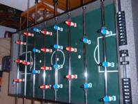 Foosball Table-kids size. Like new-very good