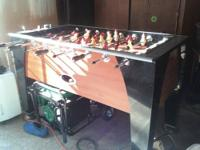 bought this Foosball table from mc sports brand new in