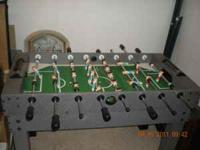 Foosball table in good condition, no use for it any