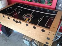 Tournament Soccer Table Great condition, all parts