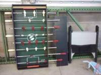 Sportcraft fooseball table. In really good shape, I