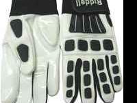 I have several football linemans football gloves in