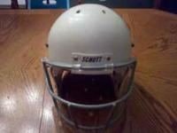 2 Football Helmets in good shape. Size small. $45 each