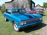 For Sale: 1966 Chevelle 300 283 Cu. In 400 Automatic