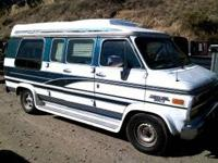 We are dismantling this 1994 Chevy G20 Van call, email