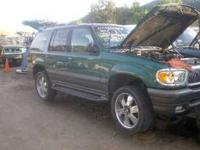We are parting out this 1998 Mercury Mountaineer call,