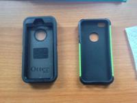 For Sale: 2 cases for iPhone 5/5s made use of however