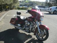 Great condition-no damages 103 ci Stage two big bore,