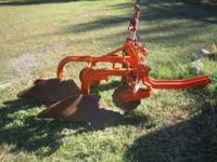 For Sale: Allis Chalmers 2-16 plow. Older Pin-Hitch