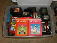 I have an Atari 2600 lot up for sale. I would much