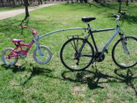 For sale by owner: Used Connect Cycle 16 inch girls