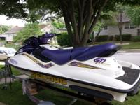 A Fully Restored 1999 Seadoo GTI 3 Seater. .. 1