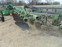 FOR SALE: JD 2500 5 BOTTOM PLOW WITH AUTOMATIC RESET