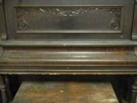 Gaines Brothers piano in working condition. Call