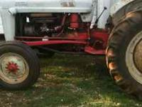 For Sale 1960 ford industreal tractor.Needs Work but