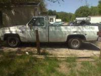 I HAVE A 1983 CHEVY SILVERADO PICKUP FOR SALE OR WILL