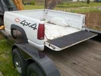 I have a nice solid short truck bed for a 1988-1998