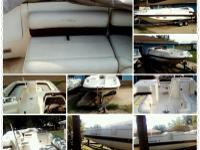 1997 Monterey Deck Boat with a 5.7 Mercruiser, 1998