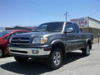 FOR SALE 2005 TOYOTA TUNDRA TRD SR5 4X4,The 2005 Toyota