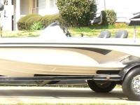 2006 Nitro 482 SC Bass Boat with 2006 Mercury 115