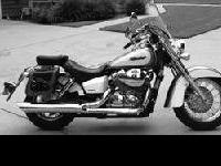 FOR SALE 2007 Honda Shadow 750 Aero Model VT750CA7 If