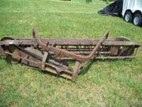 FOR SALE 3 PT J D HAY RAKE CALL  OR 417 -343-5679