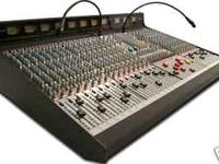 FOR SALE: ALLEN & HEATH GL3800-848D (NEW - STILL IN