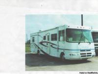 2003 34 1/2 foot class A Damon Daybreak motorhome, V10