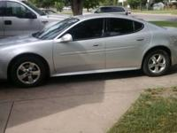 05 Pontiac Grand Prix for sale!! Runs and drives great